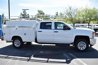 2019 Silverado 3500 Crew Cab 4x2,  Royal Service Body Utility #M19346 - photo 8
