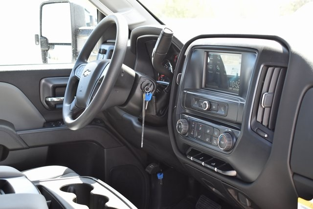2019 Silverado 2500 Crew Cab 4x2,  Harbor TradeMaster Utility #M19347 - photo 14