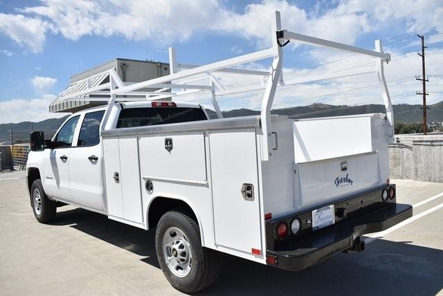 2019 Silverado 2500 Crew Cab 4x2,  Harbor TradeMaster Utility #M19347 - photo 6