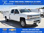 2019 Silverado 2500 Crew Cab 4x2,  Harbor TradeMaster Utility #M19347 - photo 1
