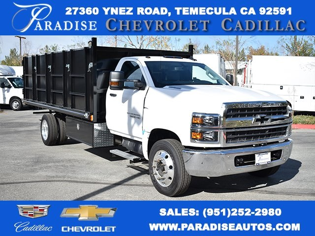 2019 Silverado Medium Duty DRW 4x2,  Cab Chassis #M19350 - photo 1