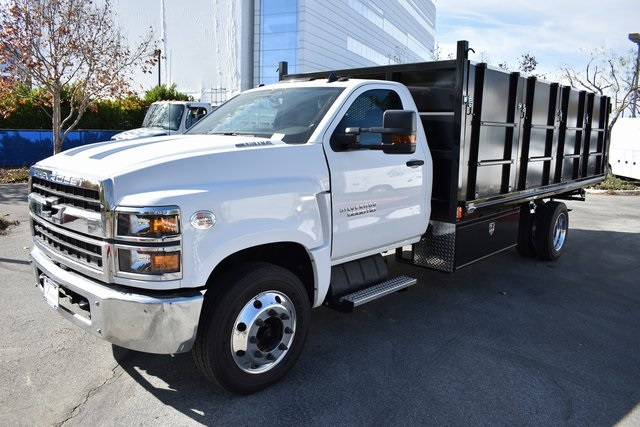 2019 Silverado Medium Duty DRW 4x2,  Cab Chassis #M19350 - photo 4