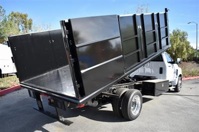 2019 Silverado Medium Duty DRW 4x2,  Cab Chassis #M19350 - photo 12