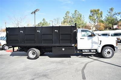 2019 Silverado Medium Duty DRW 4x2,  Cab Chassis #M19350 - photo 2