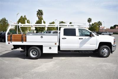 2019 Silverado 3500 Crew Cab DRW 4x2,  Royal Contractor Body #M19352 - photo 9
