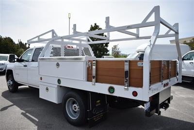 2019 Silverado 3500 Crew Cab DRW 4x2,  Royal Contractor Body #M19353 - photo 8