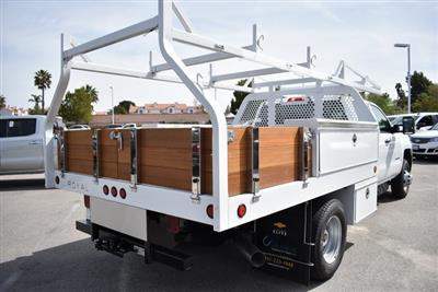 2019 Silverado 3500 Crew Cab DRW 4x2,  Royal Contractor Body #M19353 - photo 2