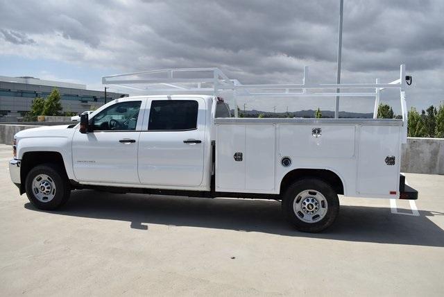 2019 Silverado 2500 Crew Cab 4x2,  Harbor TradeMaster Utility #M19355 - photo 7