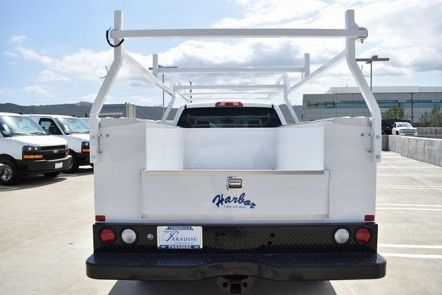 2019 Silverado 2500 Crew Cab 4x2,  Harbor TradeMaster Utility #M19355 - photo 9