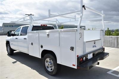 2019 Silverado 2500 Crew Cab 4x2,  Harbor TradeMaster Utility #M19355 - photo 8