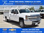 2019 Silverado 2500 Crew Cab 4x2,  Harbor Utility #M19355 - photo 1