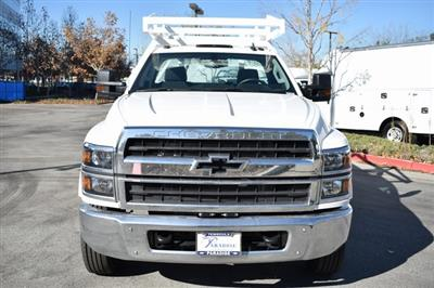 2019 Silverado 5500 Regular Cab DRW 4x2, Cab Chassis #M19365 - photo 4