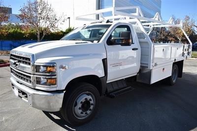 2019 Silverado 5500 Regular Cab DRW 4x2, Cab Chassis #M19365 - photo 5