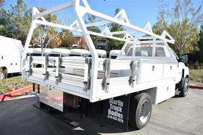2019 Silverado 5500 Regular Cab DRW 4x2, Cab Chassis #M19365 - photo 8