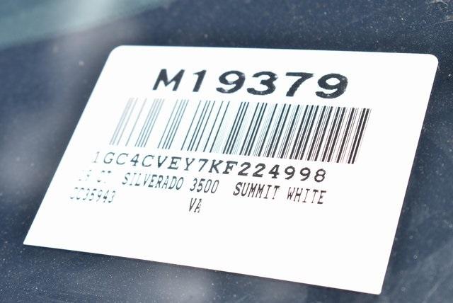 2019 Silverado 3500 Crew Cab 4x2,  Royal Service Body Utility #M19379 - photo 4