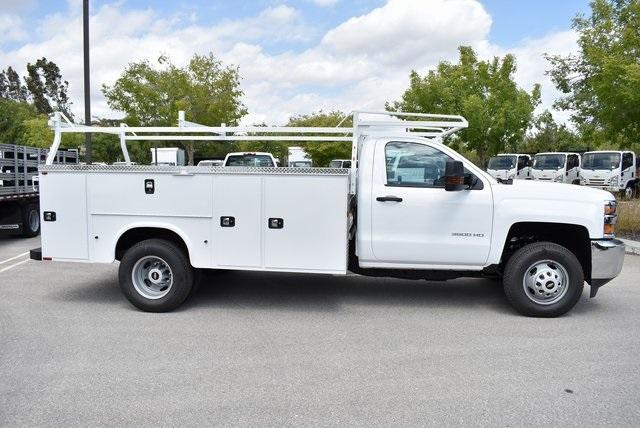 2019 Silverado 3500 Regular Cab DRW 4x2,  Knapheide Standard Service Body Utility #M19390 - photo 10