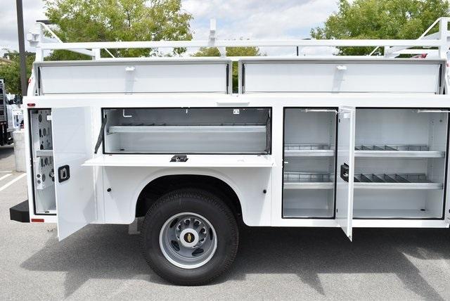 2019 Silverado 3500 Regular Cab DRW 4x2,  Knapheide Standard Service Body Utility #M19390 - photo 11