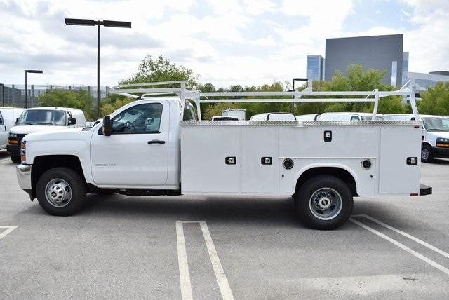 2019 Silverado 3500 Regular Cab DRW 4x2,  Knapheide Standard Service Body Utility #M19390 - photo 7