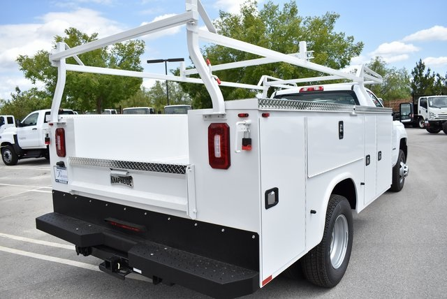 2019 Silverado 3500 Regular Cab DRW 4x2,  Knapheide Utility #M19390 - photo 1