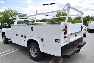 2019 Silverado 3500 Regular Cab DRW 4x2,  Knapheide Standard Service Body Utility #M19390 - photo 8
