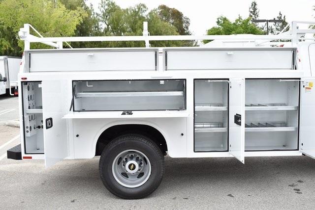 2019 Silverado 3500 Regular Cab DRW 4x2,  Knapheide Standard Service Body Utility #M19391 - photo 11