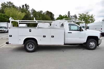 2019 Silverado 3500 Regular Cab DRW 4x2,  Knapheide Standard Service Body Utility #M19391 - photo 10