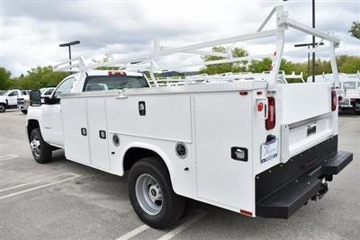 2019 Silverado 3500 Regular Cab DRW 4x2,  Knapheide Standard Service Body Utility #M19391 - photo 8