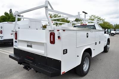 2019 Silverado 3500 Regular Cab DRW 4x2,  Knapheide Standard Service Body Utility #M19391 - photo 2