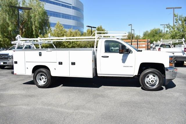 2019 Silverado 3500 Regular Cab DRW 4x2,  Knapheide Standard Service Body Utility #M19398 - photo 10