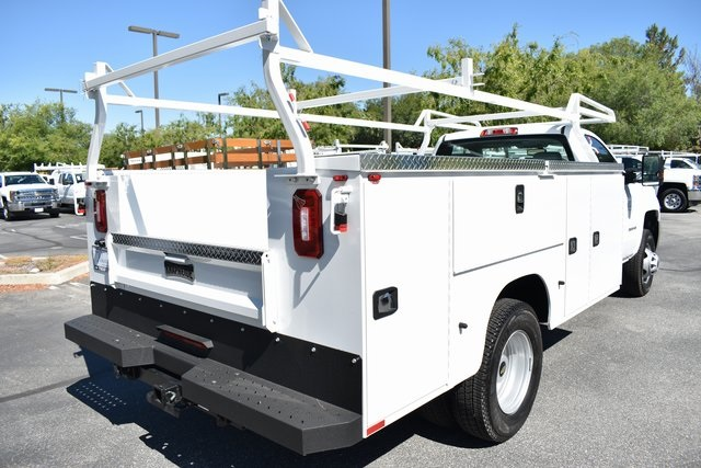 2019 Silverado 3500 Regular Cab DRW 4x2,  Knapheide Utility #M19398 - photo 1