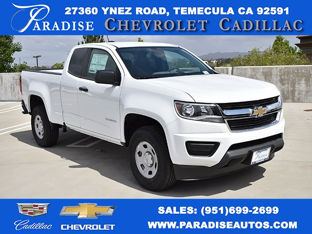 2019 Colorado Extended Cab 4x2,  Pickup #M19403 - photo 1