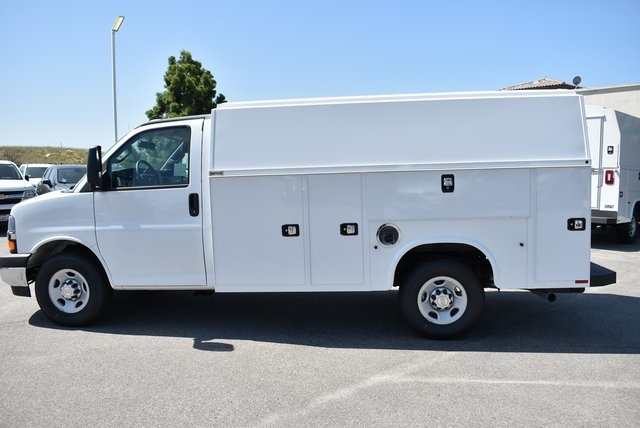 2019 Chevrolet Express 3500 4x2, Knapheide KUV Plumber #M19404 - photo 6