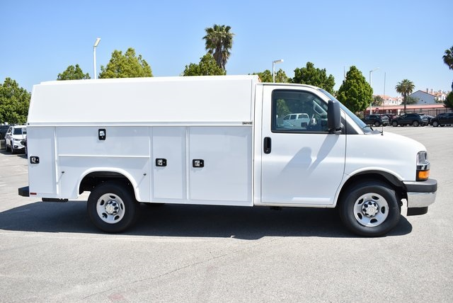 2019 Chevrolet Express 3500 4x2, Knapheide KUV Plumber #M19404 - photo 3