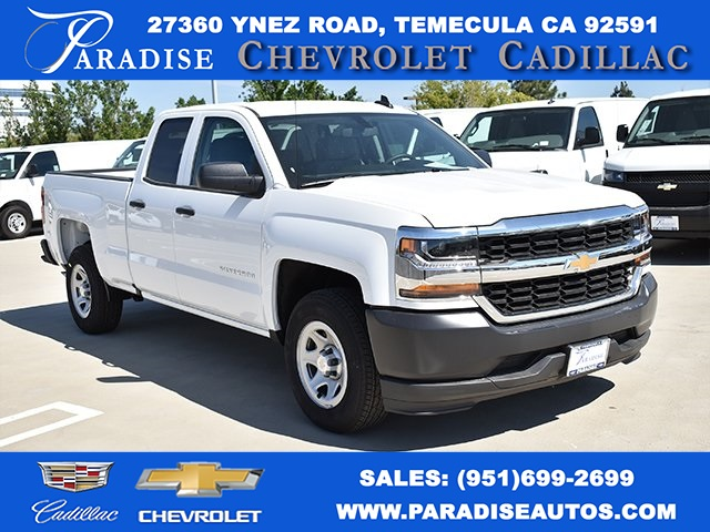 2019 Silverado 1500 Double Cab 4x2,  Pickup #M19406 - photo 1