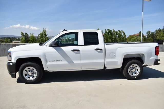 2019 Silverado 1500 Double Cab 4x2,  Pickup #M19406 - photo 7
