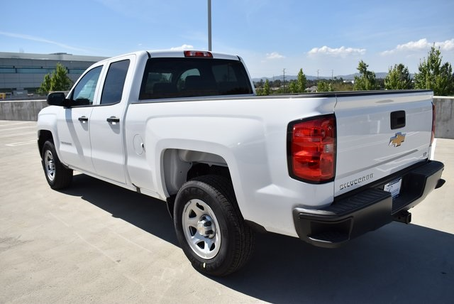 2019 Silverado 1500 Double Cab 4x2,  Pickup #M19406 - photo 8
