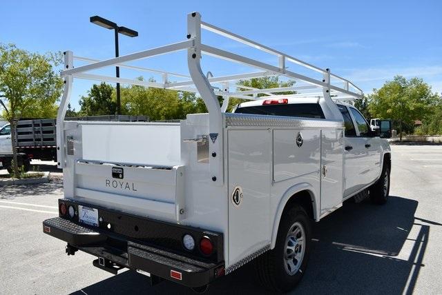 2019 Silverado 3500 Crew Cab 4x2,  Royal Utility #M19407 - photo 1