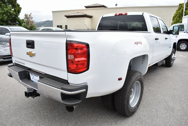 2019 Silverado 3500 Crew Cab 4x4,  Pickup #M19408 - photo 1