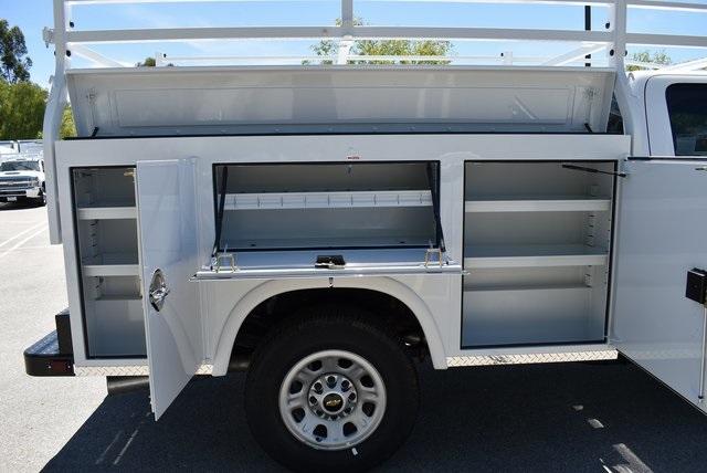 2019 Silverado 3500 Crew Cab 4x2,  Pickup #M19409 - photo 11