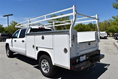2019 Silverado 3500 Crew Cab 4x2,  Pickup #M19409 - photo 7