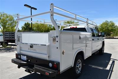 2019 Silverado 3500 Crew Cab 4x2,  Pickup #M19409 - photo 9