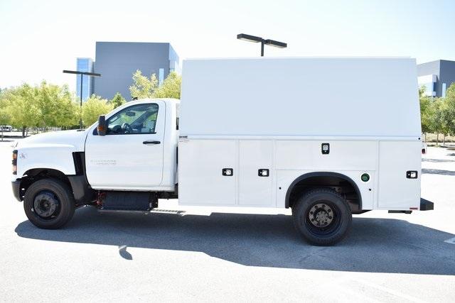 2019 Silverado Medium Duty Regular Cab DRW 4x2,  Knapheide KUVcc Utility #M19410 - photo 6