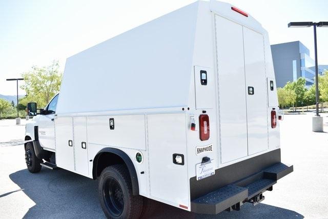 2019 Silverado Medium Duty Regular Cab DRW 4x2,  Knapheide KUVcc Utility #M19410 - photo 7