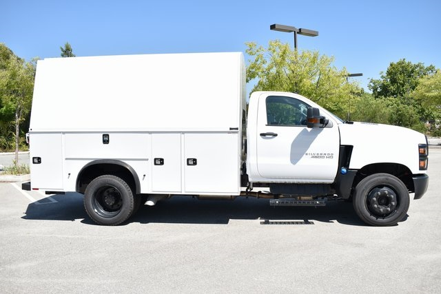 2019 Silverado Medium Duty DRW 4x2,  Knapheide Utility #M19410 - photo 1