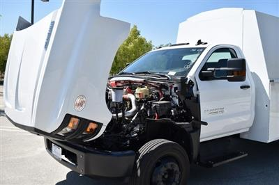 2019 Silverado Medium Duty Regular Cab DRW 4x2,  Knapheide KUVcc Utility #M19410 - photo 22