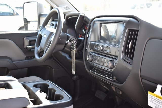 2019 Silverado 3500 Crew Cab DRW 4x2,  Scelzi Contractor Body #M19412 - photo 15