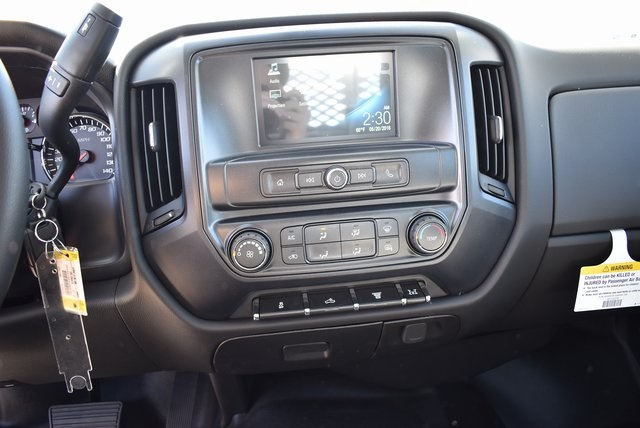 2019 Silverado 3500 Crew Cab DRW 4x2,  Scelzi Contractor Body #M19412 - photo 23
