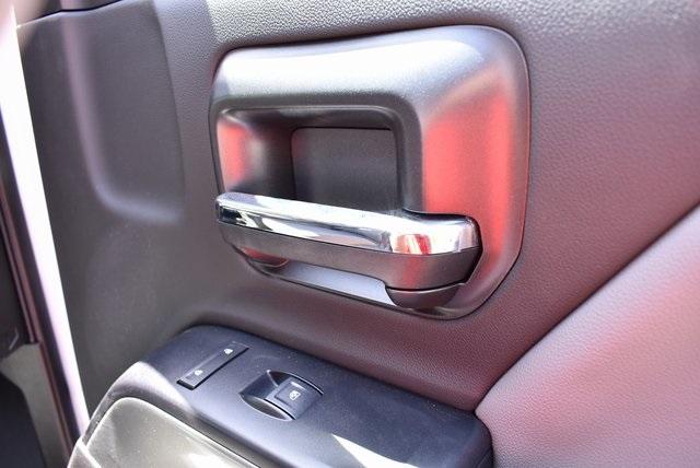 2019 Silverado Medium Duty Regular Cab DRW 4x2,  Morgan Prostake Stake Bed Flat/Stake Bed #M19414 - photo 17