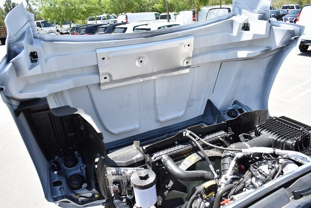 2019 Silverado Medium Duty Regular Cab DRW 4x2,  Morgan Prostake Stake Bed Flat/Stake Bed #M19414 - photo 25