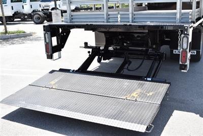 2019 Silverado Medium Duty Regular Cab DRW 4x2,  Morgan Prostake Stake Bed Flat/Stake Bed #M19414 - photo 12